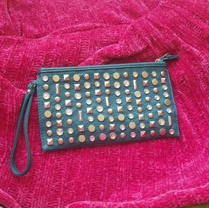 Maurices Large Clutch Wristlet